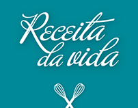 Receita da Vida \\ Website