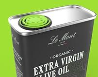 Premium Olive Oil Packaging