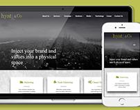 Hyatt and Co - WordPress Website