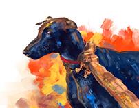 Pariyerum perumal   Digital illustration