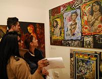 Group Exhibition @ Brick Lane London 2012