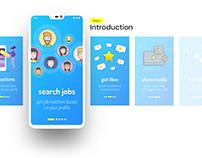 Skili - Mobile App UI/UX Design