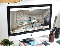 Website design for Thelet