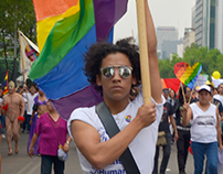 Pride Mexico City 2016 Pt. II