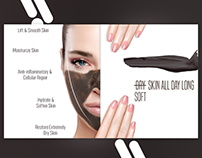 Amazon EBC/A+ Content Design - Facial Mask/Cream