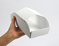 Sandwich Packaging for Food Trucks