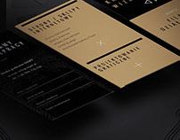 VAGET - branding & website design
