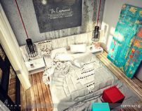 Somabay villa - master bedroom