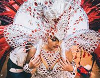 Batuque (Backstage) - Carnaval Mealhada 2018