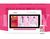 Webdesign | www.bunnystore.vn