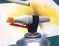 Spray adapter