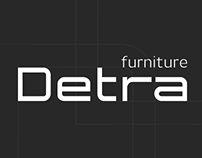 Detra (website \ graphic style)