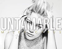 UNTAMABLE: MILEY CYRUS