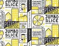 Chicago Pizza Rebranding