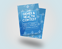 [Flyer] Genes and Health Contest