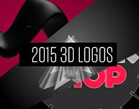 :: 2015 3D LOGOS ::