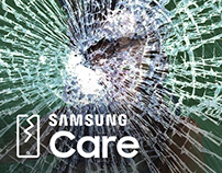 Samsung Care / Press / Campaign 2018