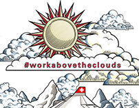 SWISS Airlines #WorkAboveTheClouds
