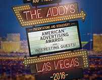 2016 AAF Addy Award Magazine Concept