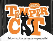 Temper Cat