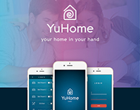 YuHome  App Project