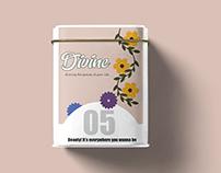 Tin Packaging Design
