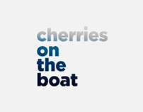 CHERRIES ON THE BOAT