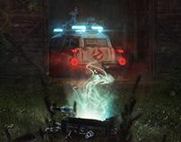 Ghostbusters Fan Art