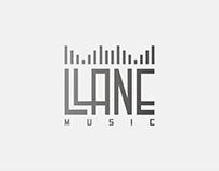 LLANE MUSIC Logo Redesign