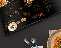 Crown Menu Design