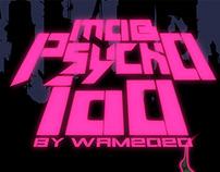 FanArt MobPsycho100
