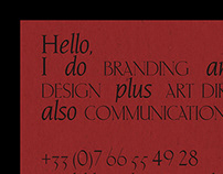 Mathilde André - Self Branding