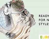 Europe Tourism Corporate Identity & Campaign