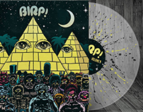 "BIRP ""Vol. 1 Compilation vinyl record"""