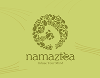 Package Design - Namaztea