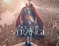 Doctor Strange Movie   Website Concept