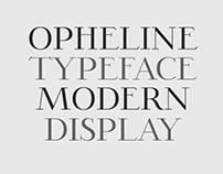 Opheline Typeface