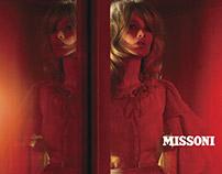 Missoni FW06 Campaign