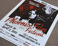 Phoenix Film Festival - Posters & Marketing