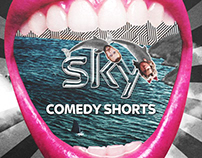 MMMultiply - Sky Comedy Shorts Title Sequence