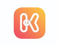 Kibun Design Guide, logo, colours - in Danish