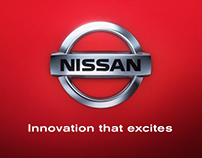 Nissan Branding Collaterals