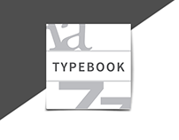 TypeBook: From A - Z
