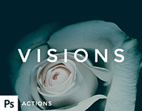 VISIONS Actions - Divinity Series