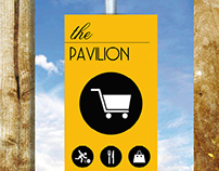 THE PAVILION STREET POLE AD