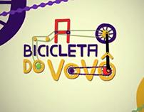 A Bicicleta do Vovô (Animação)