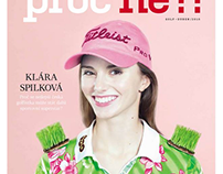 COVER PHOTO / PROČ NE?! MAGAZINE