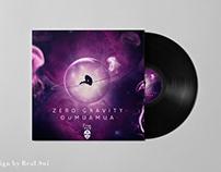 Fmepsy《Zero Gravity》 专辑封面设计