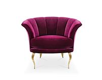 BESAME II Chair | By KOKET