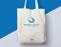 Banan Jacht (boat / yacht company) branding